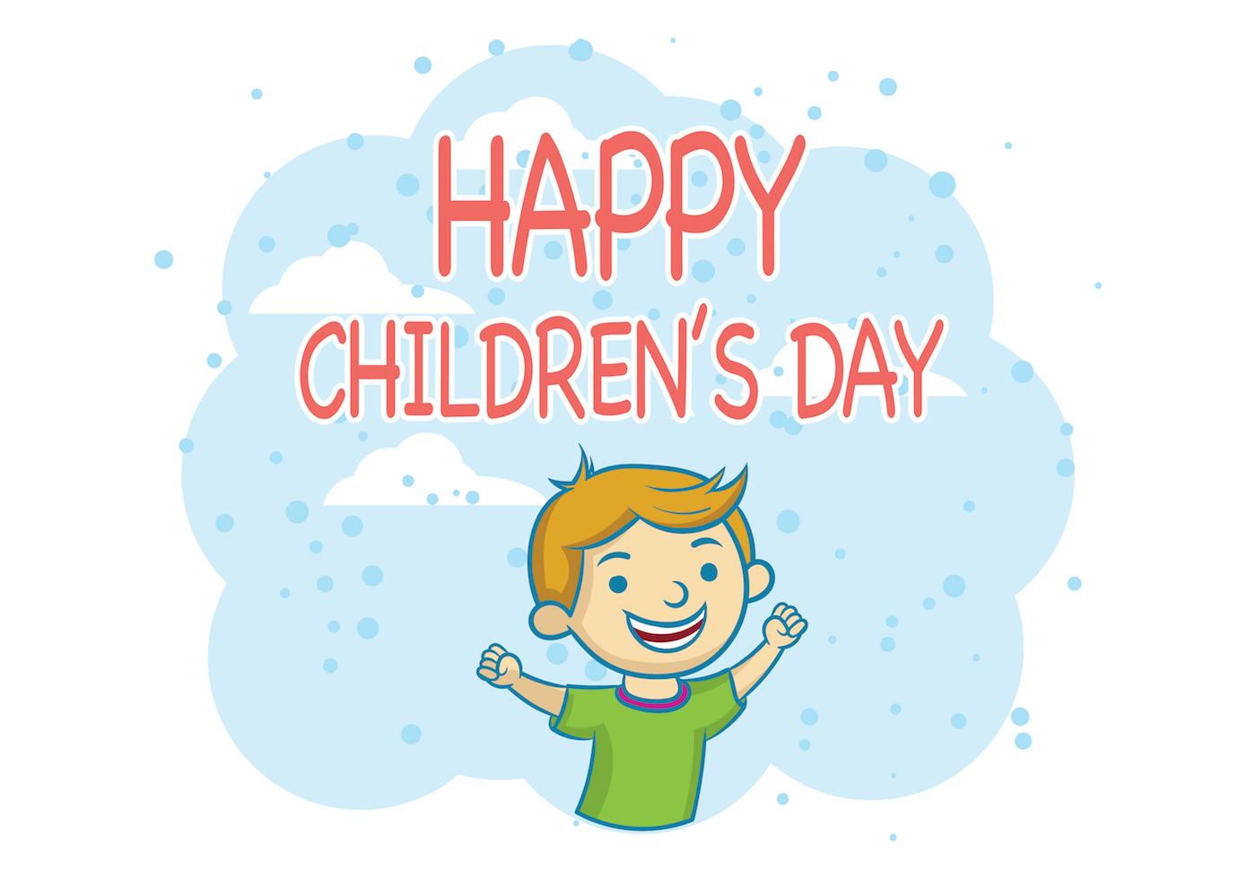 Children 39 s day vector download free vector art stock graphics images - Children s day images download ...