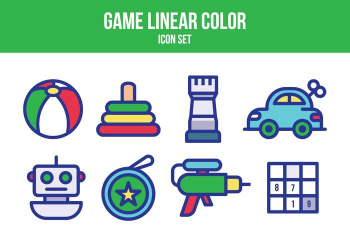 Gratis Game Icon Set