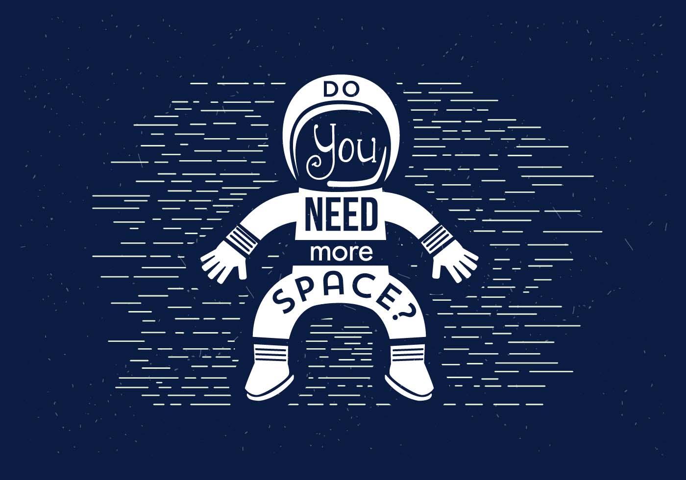 astronaut in space vector art - photo #47