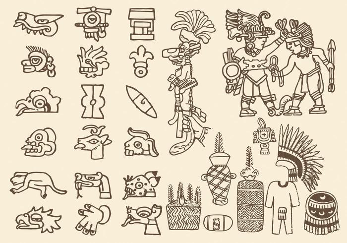 Pre Hispanic Symbols