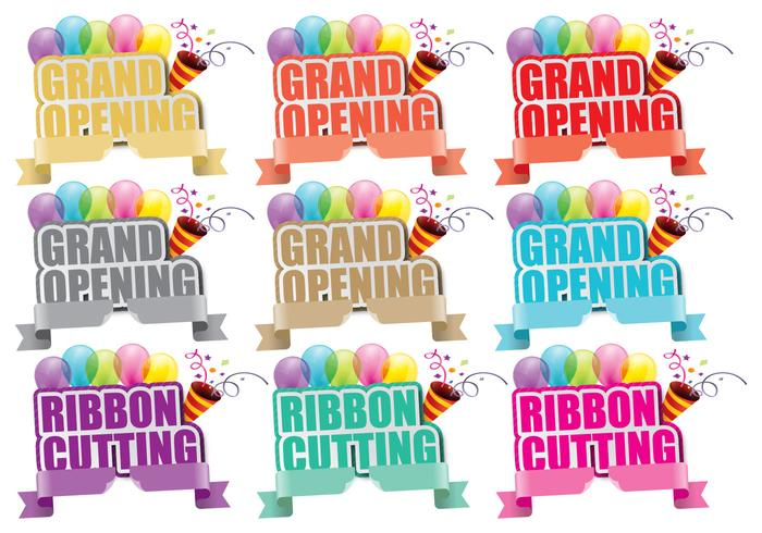 Grand Opening Titles
