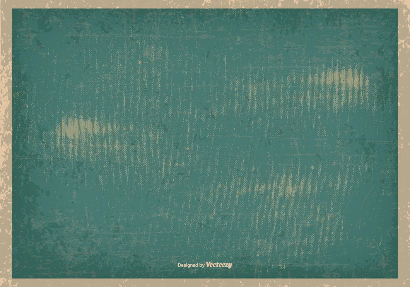Retro Vector Grunge Background