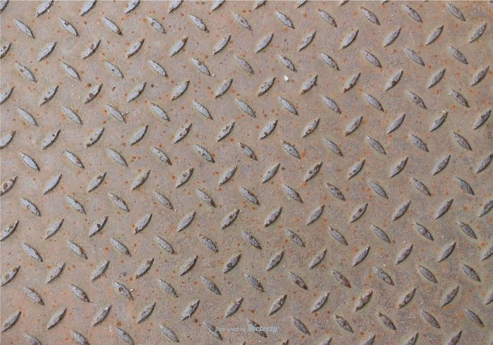 Steel Manhole Vector Texture