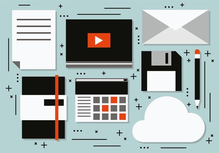 Creative Marketing Vector Illustration