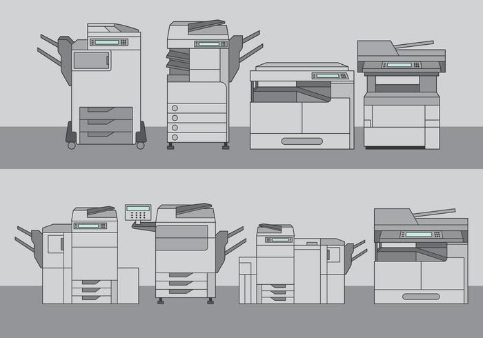 Ensemble d'outils pour photocopieurs