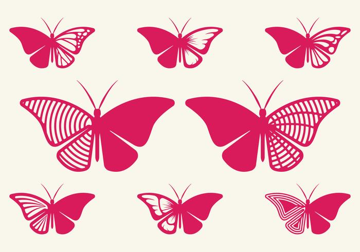 Mariposa de corte