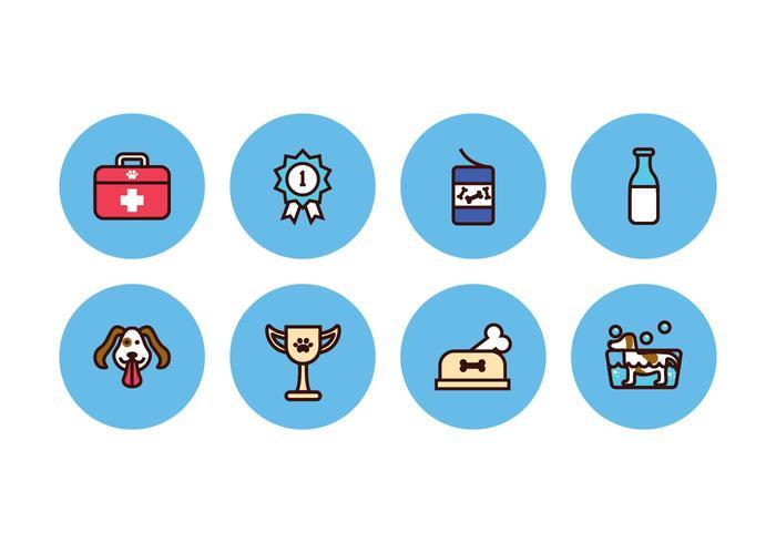 Icônes de chien gratuites