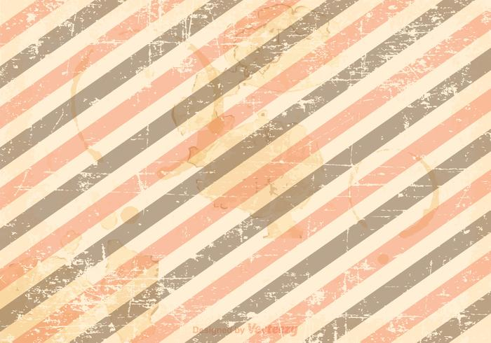 Dirty Grunge Stripes Background