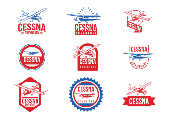Cessna Vector Labels