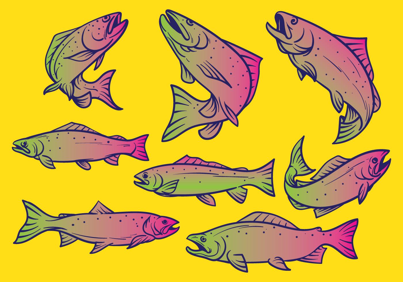 Fish Free Vector Art - (5131 Free Downloads)