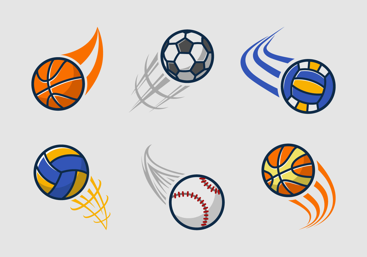 sports team logo free vector art 12396 free downloads