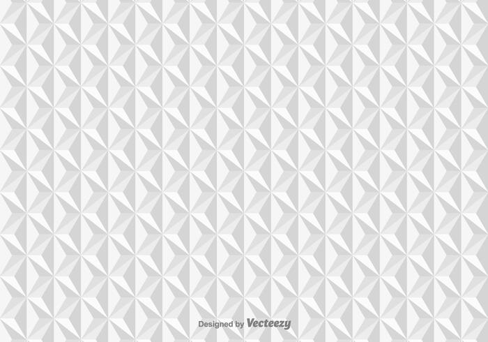 Vector pattern with white triangles