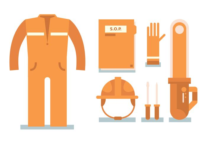 Construction Vector Set