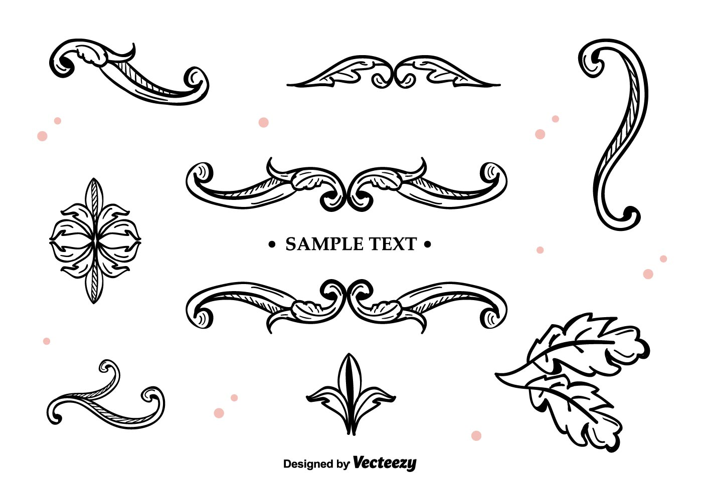 Ornament Free Vector Art 7205 Free Downloads