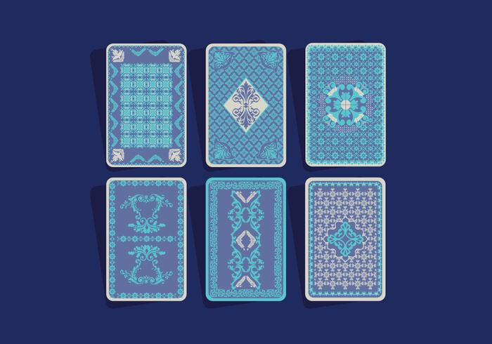 Vecteur de carte à jouer