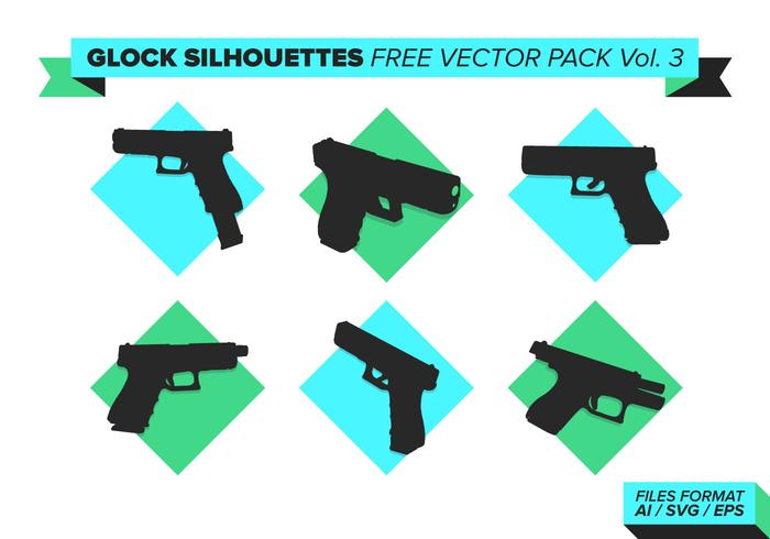 Glock Free Vector Pack Vol. 3