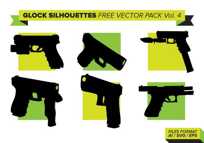 Glock Free Vector Pack Vol. 4