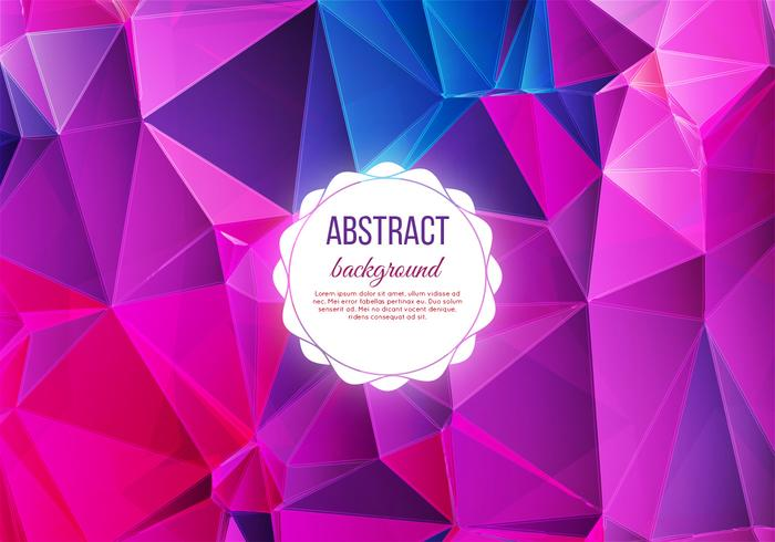 Free Vector Colorful Geometric Background