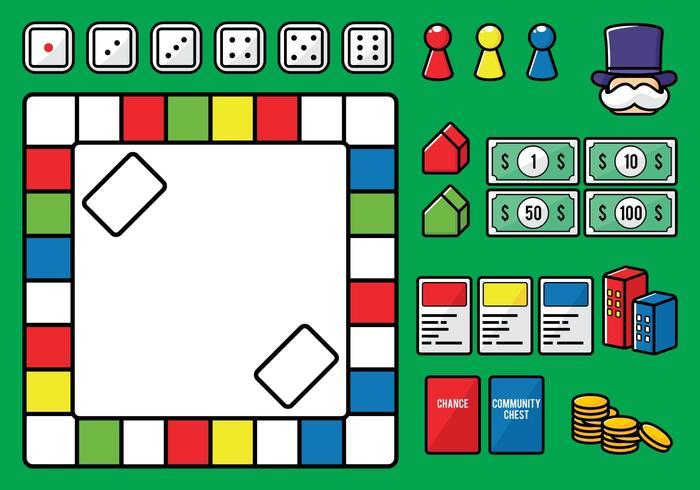 Board Game Vectors