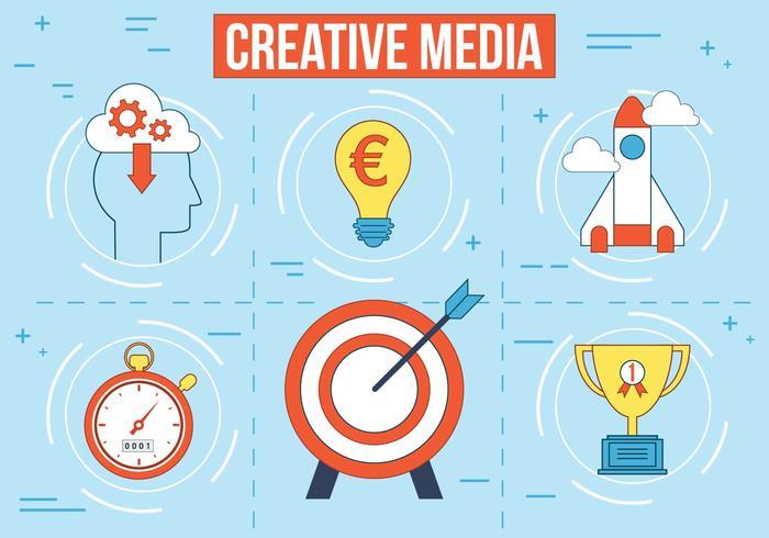 Gratis Creative Vector Media