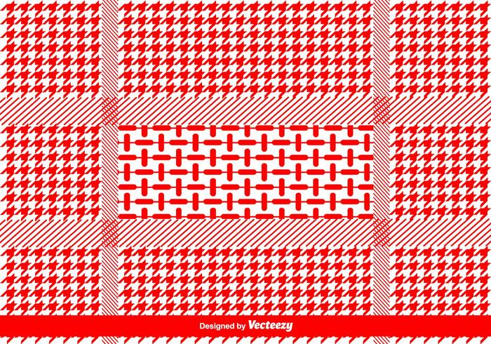 Vector Keffiyeh Vector Patroon