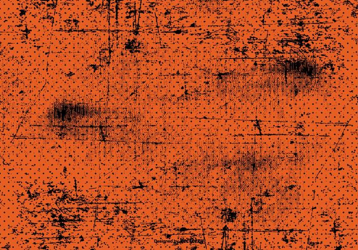 Dirty Grunge Halloween Background