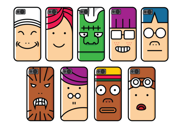 Phone Case Cartoon Character
