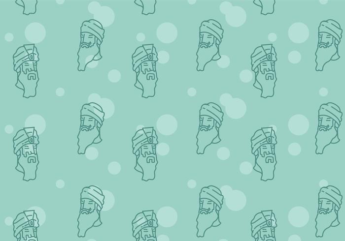 Free Guru Vector Illustration