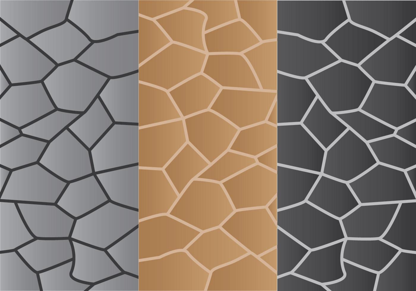Stone Texture For Elevation : Padrões de caminho pedra download vetores e