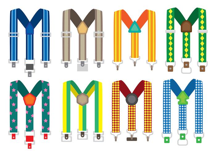 Suspender Icons