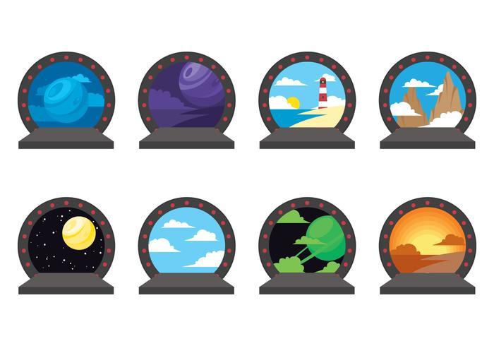 Portal illustration