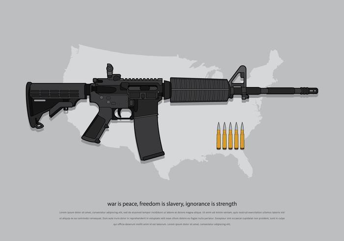 AR15 armée américaine