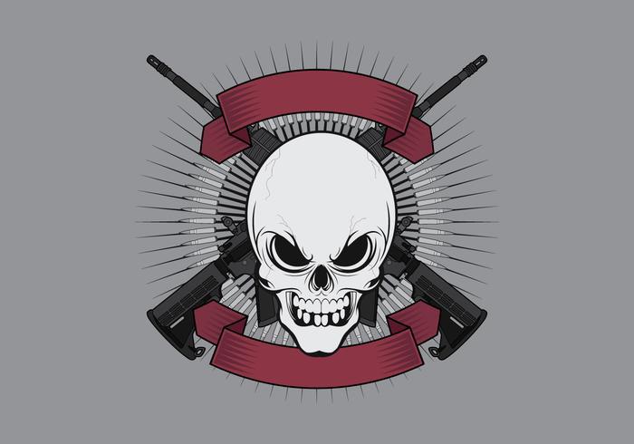 AR15 Badge Template