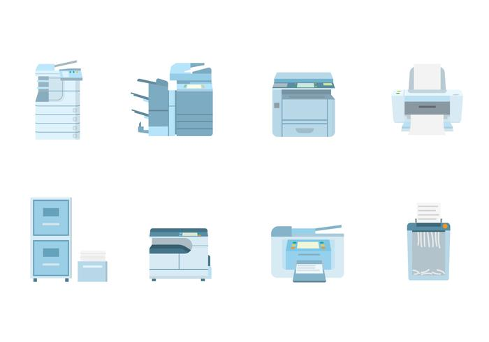 Free Office Document Equipment Vector
