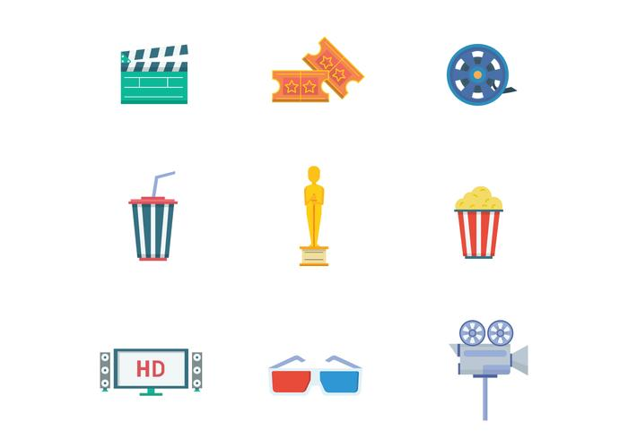 Free Movie Vector