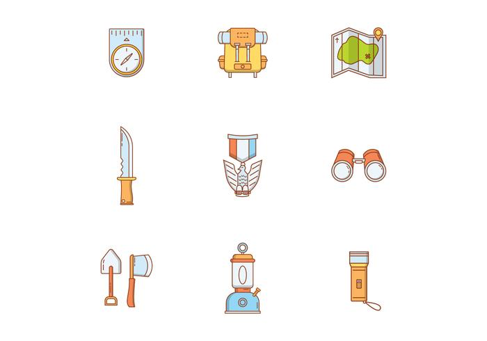 Free Boy Scouts Vector
