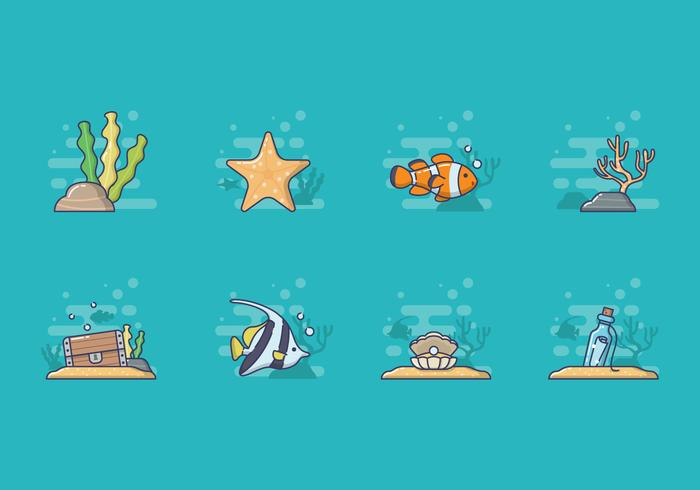Gratis Sea Life Vector