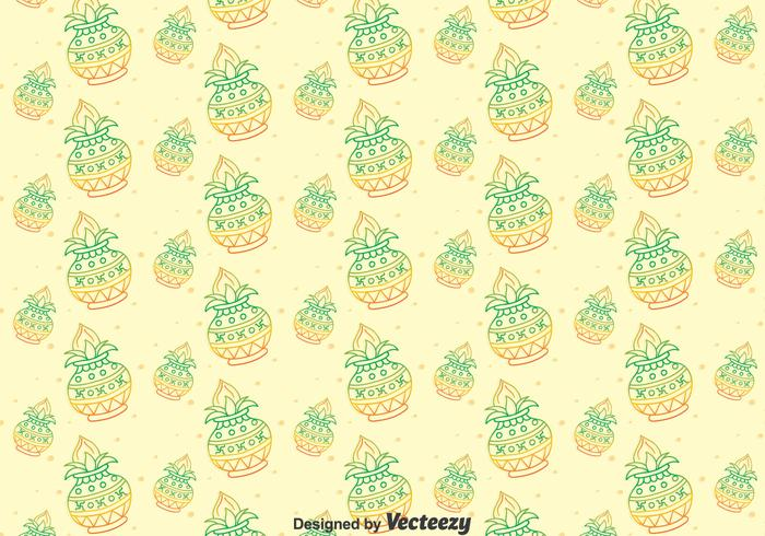Happy Seamless Pattern