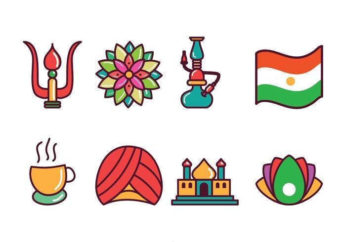 Gratis Indien ikoner