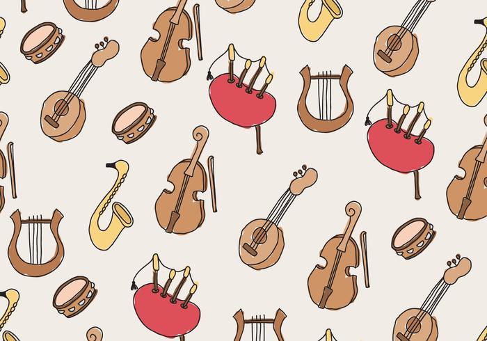 Motif de musique