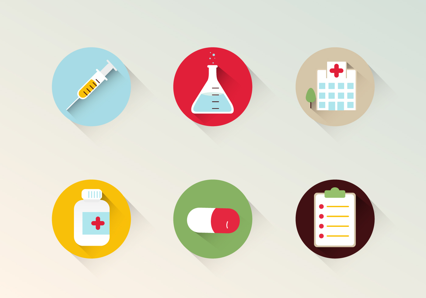 health vector icons download free vector art stock