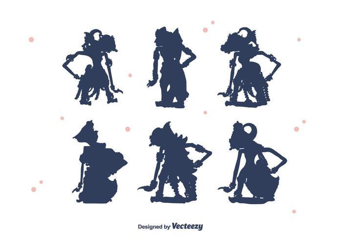 Wayang vector