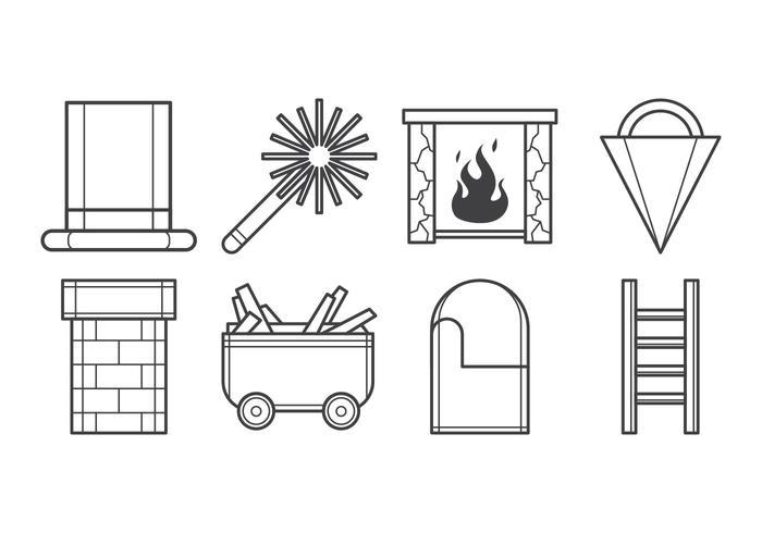 Chimney Icon Vector