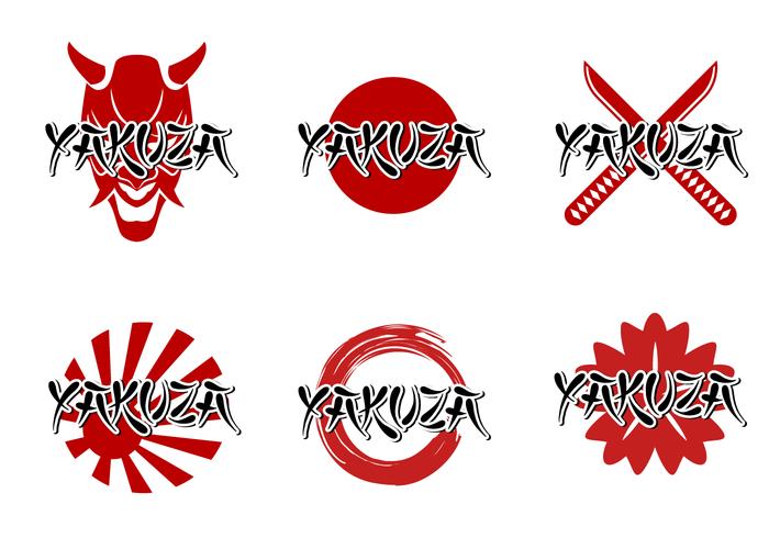 Gratis Yakuza Vector