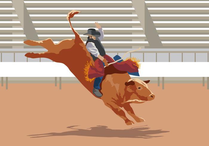 Bull Rider Leistung