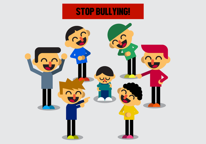Free Bullying Vector