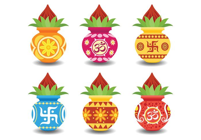 Free Kalash Icons Vector - Download Free Vector Art, Stock ...