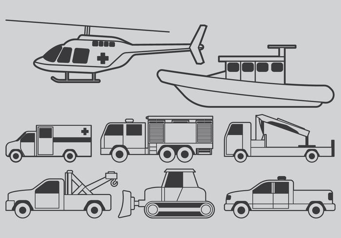 Vehicles For Natural Disasters