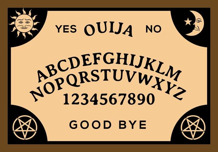 Free Vector Ouija