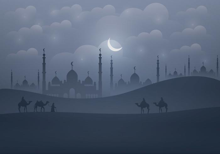 Background Of Arabian Nights
